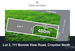 111A Bonnie View Road, Croydon North, Vic 3136