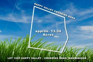 Lot 122P Happy Valley - Crossing Road, Mannibadar, Vic 3360
