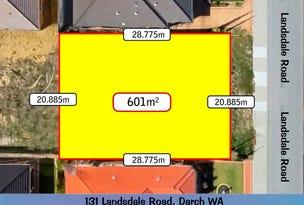 131 Landsdale Road, Darch, WA 6065