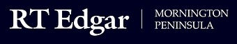 RT Edgar - Flinders logo