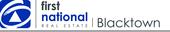 First National Real Estate - Blacktown logo