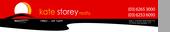 Kate Storey Realty - SORELL logo