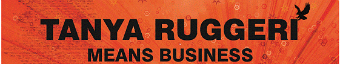 Tanya Ruggeri Means Business - Mackay logo