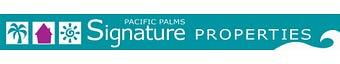 Pacific Palms Signature Properties - Pacific Palms logo