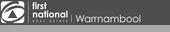 First National Real Estate Warrnambool - WARRNAMBOOL logo