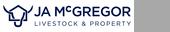 JA McGregor Livestock & Property Pty Ltd - Warialda logo