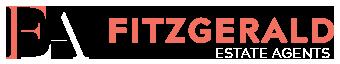 Fitzgerald Estate Agents - ORANGE logo