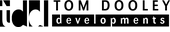 Skyring Gasworks Newstead, by TDD logo