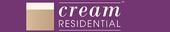 Cream Residential - Hughes logo