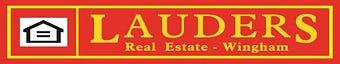 Lauders Real Estate - Wingham logo