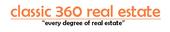 Classic 360 Real Estate logo