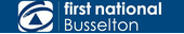 First National Busselton -                       logo