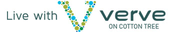 Verve on Cotton Tree logo