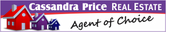 Cassandra Price Real Estate Agent Of Choice logo