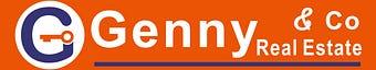 Genny & Co Real Estate logo