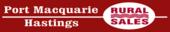 Port Macquarie Hastings Rural Sales - Port Macquarie logo