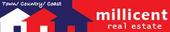 Millicent Real Estate - MILLICENT (RLA 179064) logo