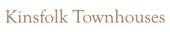 Kinsfolk Townhomes - DOVETON logo