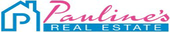 Pauline's Real Estate logo