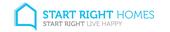 Start Right Homes logo