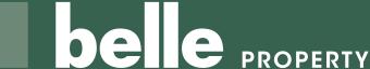 Belle Property  - Robina logo