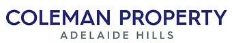 Coleman Property Adelaide Hills - MOUNT BARKER logo