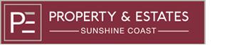 Property & Estates Sunshine Coast logo