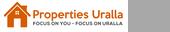 Properties Uralla - Uralla  logo