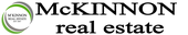 McKinnon Real Estate - McKinnon logo