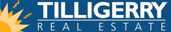 Tilligerry Real Estate - TANILBA BAY logo
