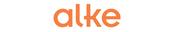 - Alke logo