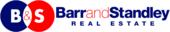 Barr & Standley - Bunbury logo