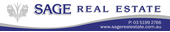 Sage Real Estate - Rosedale logo