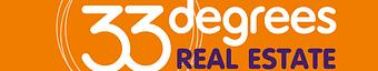 33Degrees Real Estate - Pitt Town logo