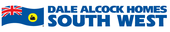 Dale Alcock Homes  -  South West logo