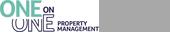 One on One Property Management logo