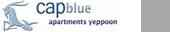Capblue Apartments logo