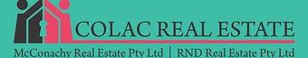 Colac Real Estate - COLAC logo