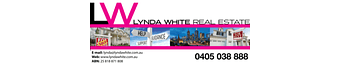 Lynda White Real Estate - MALVERN logo