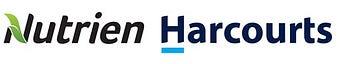 Nutrien Harcourts - NT logo