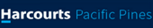 Harcourts - PACIFIC PINES logo