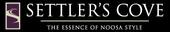 Settlers Cove - NOOSA HEADS logo