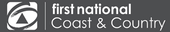 First National Coast and Country logo
