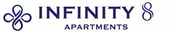 Infinity 8 Apartments logo