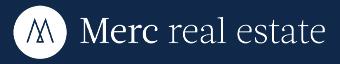 Merc Real Estate - CASTLE HILL logo