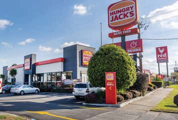 Hungry Jack's, 1443 Hume Highway Campbellfield, VIC 3061