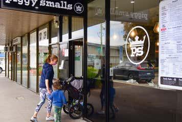 Piggy Smalls Burger Shop, 28 Harrington Square Altona, VIC 3018
