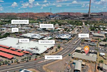 Commonwealth Government, 42-44 Simpson Street Mount Isa City, QLD 4825