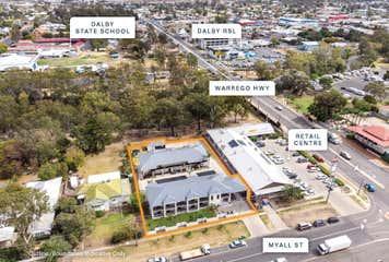 Dalby Fairway Motor Inn, 34 Myall Street Dalby, QLD 4405