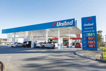 United Petroleum, 402-404 Lower Dandenong Road Braeside, VIC 3195